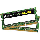 Corsair SODIMM, 8GB, DDR3L, 1600MHz, CL11, Kit of 2