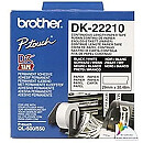 Brother DK-22210, 29mm x 30.48m Tape roll paper