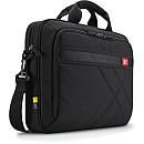 "CaseLogic DLC115 Laptop Case, 15.6"", Black"