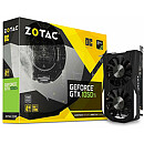 Zotac GeForce GTX 1050 Ti, 4GB, GDDR5, OC Edition