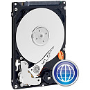 Western Digital Blue, 500GB, 5400rpm, 8MB, Sata III