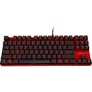 Ozone Strike Battle, Black, Cherry MX Red