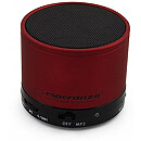 Esperanza Ritmo Bluetooth speaker, Red