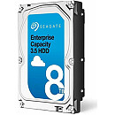 Seagate 8TB, 7200rpm, 256MB, SATA III, Enterprise Capacity