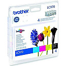 Brother LC970, MultiPack