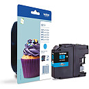Brother LC123C, Cyan Ink Cartridge