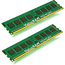 Kingston 8GB, DDR3, 1600MHz, CL11, Kit of 2, Single Rank X8