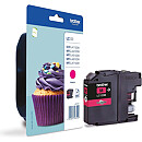 Brother LC123M, Magenta Ink Cartridge