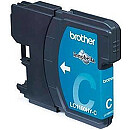 Brother LC1100HYC CYAN INK CARTR, 750PG
