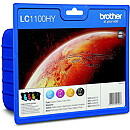 Brother LC1100HY, MultiPack