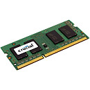 Crucial SODIMM, DDR3, 2GB, 1600MHz. CL11, Single stick
