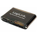 Logilink CR0013, All in One Reader, USB 2.0