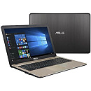 "Asus VivoBook 15 X540UA-DM260 Chocolate Black, 15.6"" FHD, Core i3-6006U, 4GB, 256GB SSD, Endless OS, En kbd"