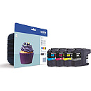 Brother LC123, Value Ink Cartridge pack