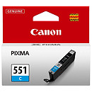 Canon CLI-551C, Ink Cartridge Cyan