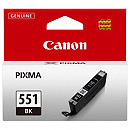 Canon CLI-551BK, Ink Cartridge Black