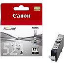 Canon CLI-521BK, Black BLISTER with security