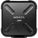 A-Data SD700, 256GB, USB3.1, Black