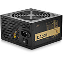 Deepcool DA series, 600W, 80+Bronze, 120mm fan