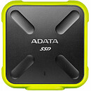 A-Data SD700, 256GB, USB3.1, Yellow
