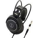 Audio-Technica ATH-AVC500 Home Studio Headphones, Black