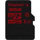 Kingston microSDHC, 32GB, UHS-I