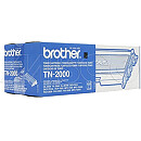 Brother TN-2000 TONER, 2.5K PGS