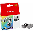 Canon BCI-15BK Ink Cartridge/Black for i70
