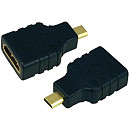 Logilink HDMI F to Micro HDMI M Adapter