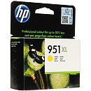 Hewlett Packard 951XL YELLOW OFFICEJET INK CARTRIDGE