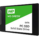 Western Digital Green SSD, 120GB