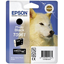 Epson T0961 INK CARTRIDGE PHOTO BLACK//R2880