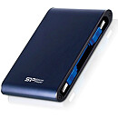 Silicon Power Armor A80, 2TB, USB3.0, Blue