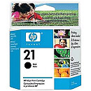 Hewlett Packard INK CARTRIDGE BLACK NO.21/5ML