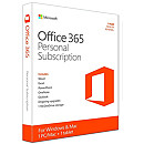 Microsoft Office 365 Personal, 32/64bit, ENG, 1 year subscription