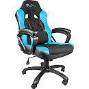 Natec NITRO 330 (SX33) Gaming Chair, Black/Blue