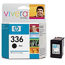 Hewlett Packard INK CARTRIDGE BLACK NO.336/5ML