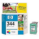 Hewlett Packard NO 344 COLOR INK CARTRIDGE,14ML
