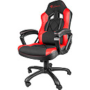 Natec NITRO 330 (SX33) Gaming Chair, Black/Red