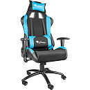 Natec NITRO 550 Gaming Chair, Black/Blue