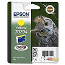 Epson T0794 YELLOW INK CARTRIDGE