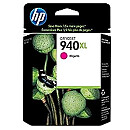Hewlett Packard 940XL Magenta Officejet Pro 8000/8500 Ink Cartridge (1.400 pages)