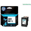 Hewlett Packard 301 BLACK INK CARTRIDGE