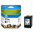 Hewlett Packard INK CARTRIDGE BLACK NO.21XL/12ML