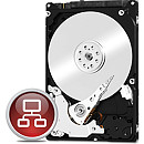 Western Digital Red, 1TB, 5400-7200rpm, 16MB, Sata III