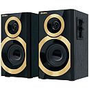 Sven SPS-619, 20W RMS, Black/Gold