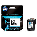 Hewlett Packard no.301 Black Ink Cartridge (190pages)
