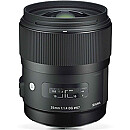 Sigma EX 35mm F1.4 DG HSM for Nikon
