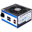 Chieftec 550W, Cable Mng, 85+