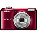 Nikon CoolPix A10, Red
